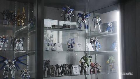 ガンダムビルドリアル 第2話 感想 ネタバレ 701