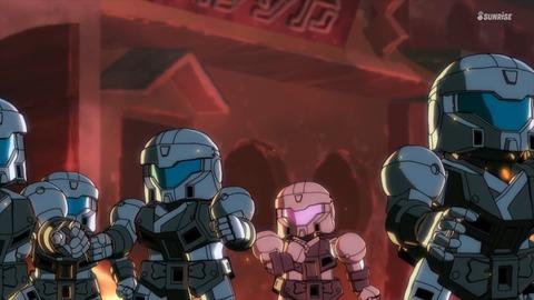 SDガンダムワールドヒーローズ 第22話 感想 217
