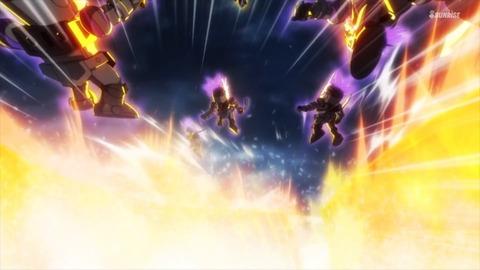 SDガンダムワールドヒーローズ 第2話 感想 ネタバレ 736
