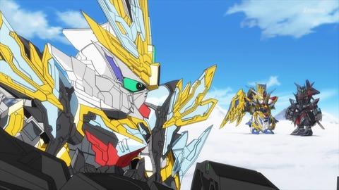 SDガンダムワールドヒーローズ 第16話 感想 790