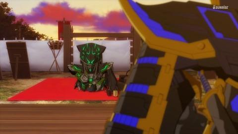 SDガンダムワールドヒーローズ 第8話 感想 ネタバレ 091
