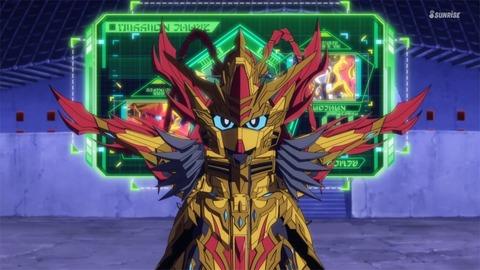 SDガンダムワールドヒーローズ 第13話 感想 1007