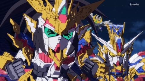 SDガンダムワールドヒーローズ 第13話 感想 0918