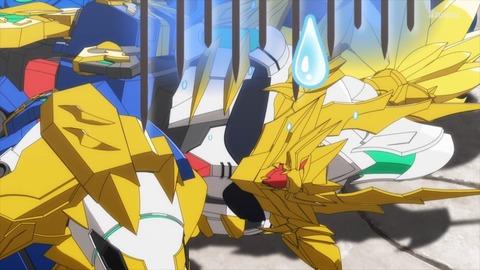 SDガンダムワールドヒーローズ 第1話 感想 ネタバレ 0895