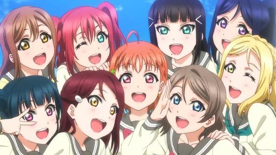『ラブライブ!サンシャイン!! 2期 13話 感想』【最終回】輝きの答えはWONDERFUL STORIES!