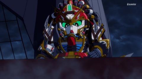 SDガンダムワールドヒーローズ 第3話 感想 ネタバレ 065