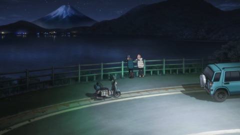 ゆるキャン 2期 第13話 最終回 感想 ネタバレ 1308
