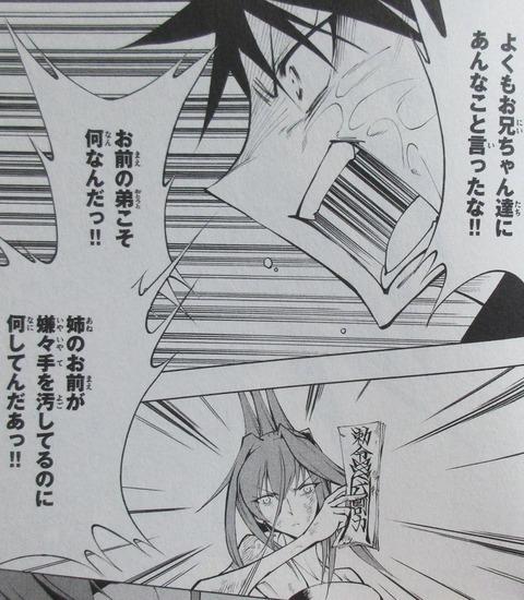シャーマンキング レッドクリムゾン 2巻 感想 00081