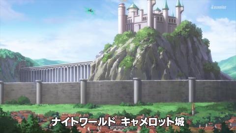 SDガンダムワールドヒーローズ 第8話 感想 ネタバレ 134