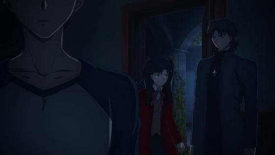 Fate stay night HF 第2章 感想 01000