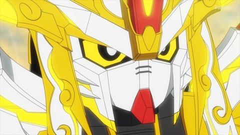SDガンダムワールドヒーローズ 第23話 感想 71
