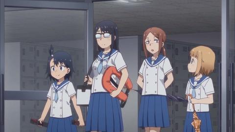 放課後ていぼう日誌 第8話 感想 00162