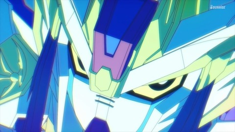 SDガンダムワールドヒーローズ 第24話 最終回 感想 179