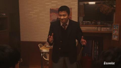 ガンダムビルドリアル 第5話 感想 463