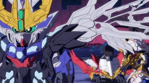 SDガンダムワールドヒーローズ 第13話 感想 0932