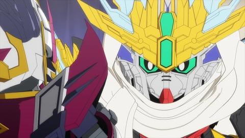 SDガンダムワールドヒーローズ 第6話 感想 ネタバレ 305