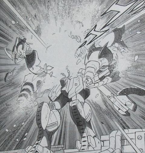クロスボーン・ガンダム DUST 13巻 最終回 感想 ネタバレ 74