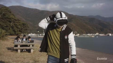 ガンダムビルドリアル 第3話 感想 ネタバレ 565