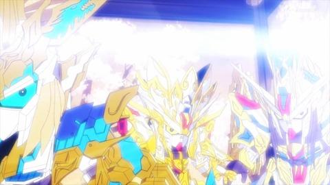 SDガンダムワールドヒーローズ 第24話 最終回 感想 611