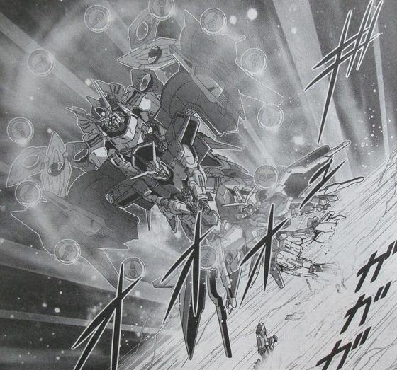 ガンダムW G-UNIT オペレーション・ガリアレスト 1巻 感想 48