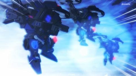 SDガンダムワールドヒーローズ 第11話 感想 0574
