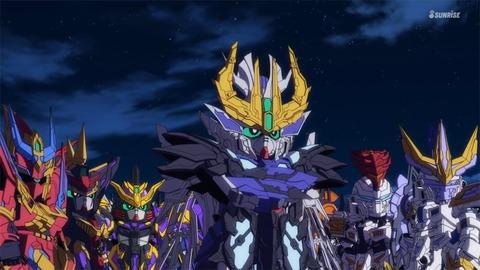 SDガンダムワールドヒーローズ 第13話 感想 0996