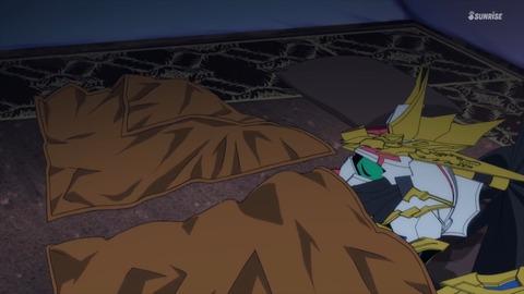 SDガンダムワールドヒーローズ 第16話 感想 687