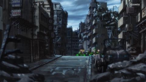 SDガンダムワールドヒーローズ 第13話 感想 239