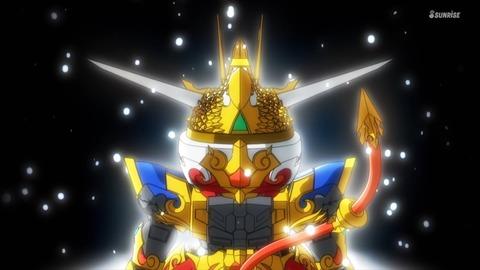 SDガンダムワールドヒーローズ 第22話 感想 314