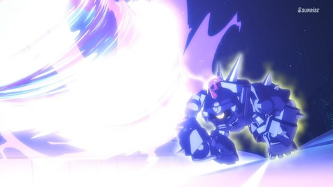 SDガンダムワールドヒーローズ 第13話 感想 0713