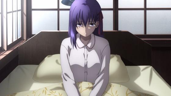 Fate stay night HF 第2章 感想 03557