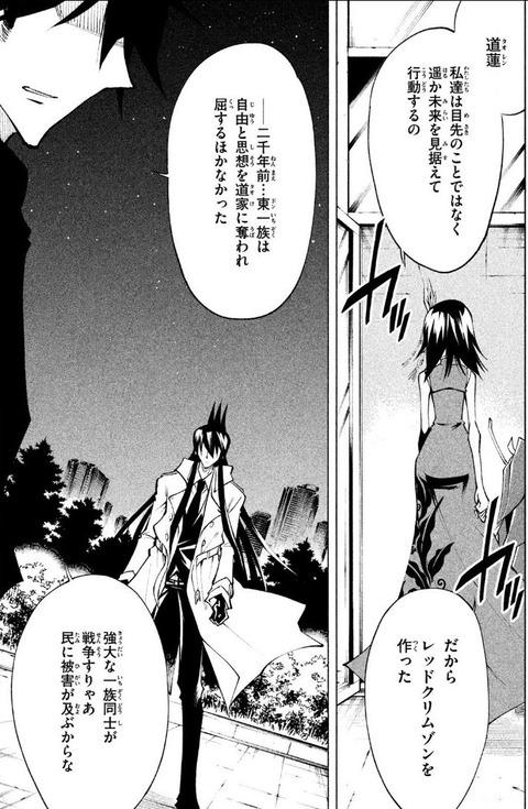 SHAMAN KING レッドクリムゾン 2巻 感想 00028
