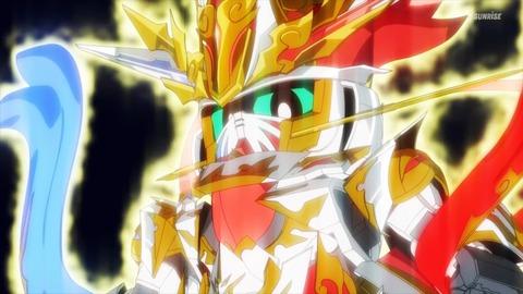 SDガンダムワールドヒーローズ 第24話 最終回 感想 626