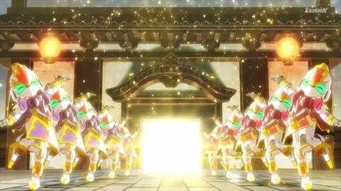 SDガンダムワールドヒーローズ 第7話 感想 ネタバレ 05
