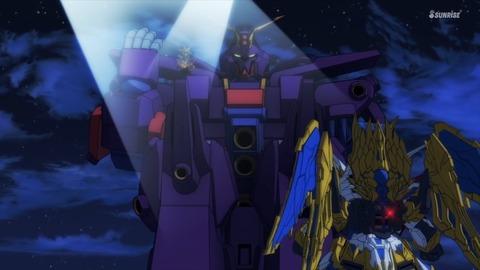 SDガンダムワールドヒーローズ 第11話 感想 527