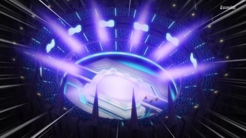 SDガンダムワールドヒーローズ 第3話 感想 ネタバレ 0697