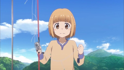 放課後ていぼう日誌 6話 感想 00677