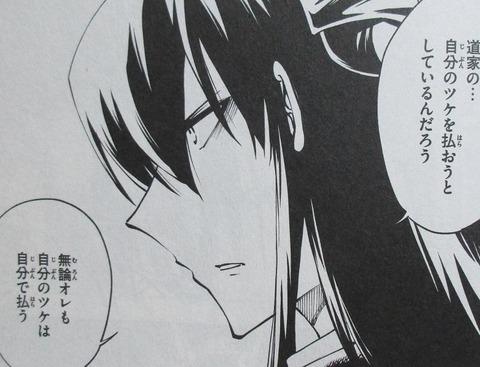 SHAMAN KING レッドクリムゾン 2巻 感想 00062