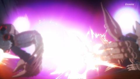 SDガンダムワールドヒーローズ 第4話 感想 ネタバレ 729