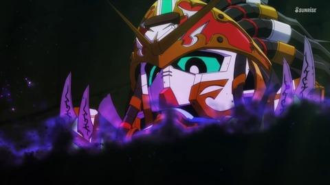 SDガンダムワールドヒーローズ 第5話 感想 ネタバレ 840