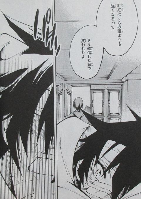 SHAMAN KING レッドクリムゾン 4巻 最終回 感想 00083