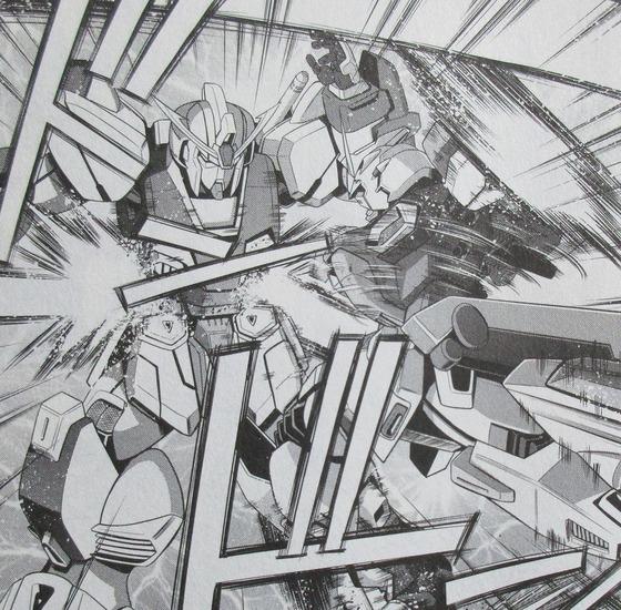 機動戦士ガンダムF90FF 2巻 感想 00027
