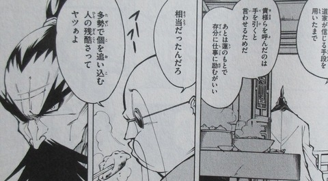 SHAMAN KING レッドクリムゾン 2巻 感想 00095