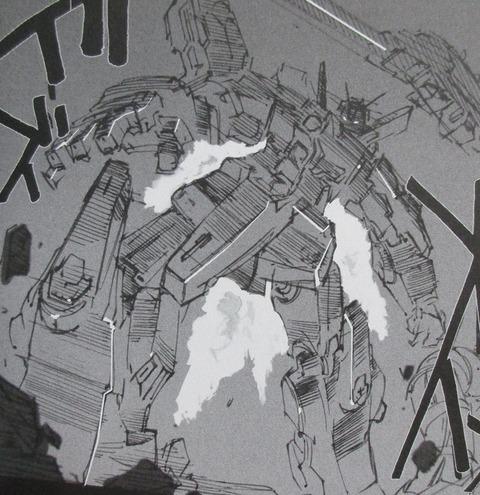 A.O.Z RE-BOOT ガンダム・インレ 6巻 感想 56