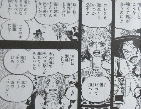 ONE PIECE 99巻 感想 ネタバレ 34