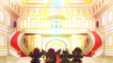 SDガンダムワールドヒーローズ 第5話 感想 ネタバレ 044