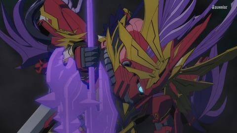 SDガンダムワールドヒーローズ 第12話 感想 006