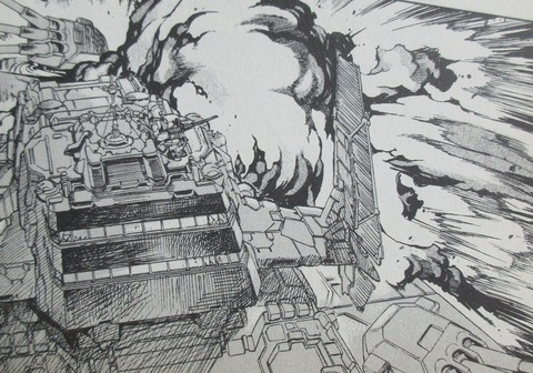 機動戦士ガンダム戦記 Lost War Chronicles 1巻 感想 68