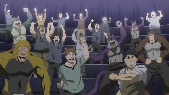 旗揚!けものみち 第12話 感想 最終回 00303