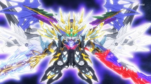 SDガンダムワールドヒーローズ 第16話 感想 305